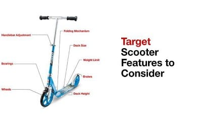 Feature Consideration for scooters