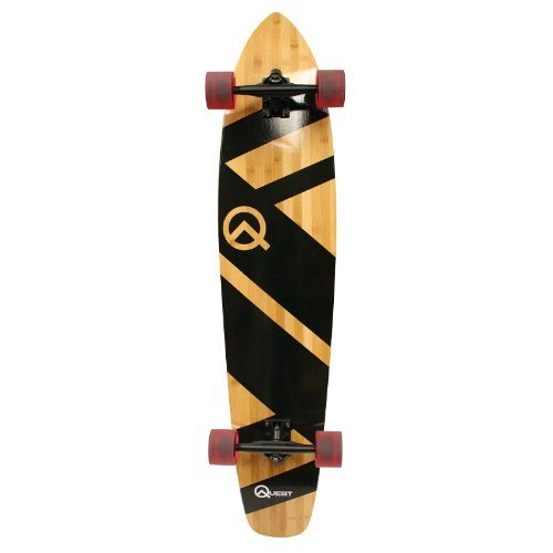 Quest Skateboards Supur Cruiser Longboard Skateboard