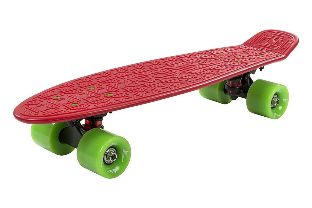 The Fly Bar 22 inches plastic skateboard