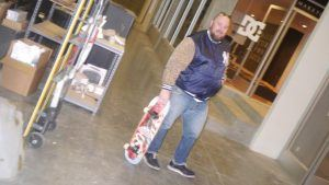 how to lose weight with skateboard