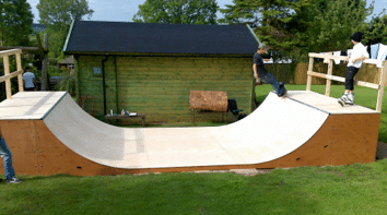 Beau How To Make A Skateboard Ramps