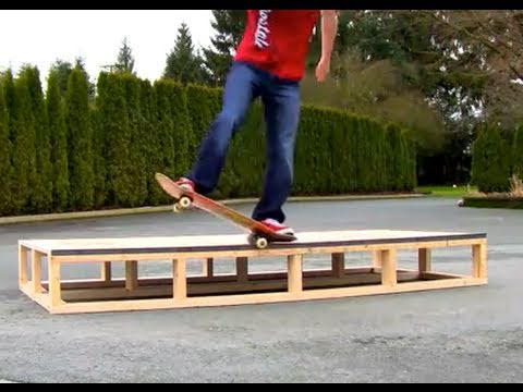 How to Make a Skating Box