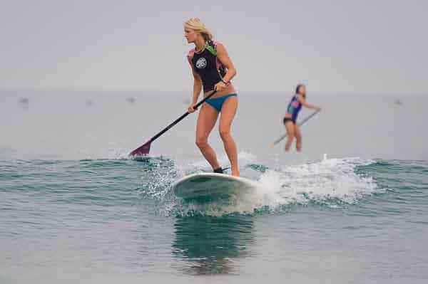 Goplus Inflatable 11' Cruiser SUP StandUp Paddle Board Review