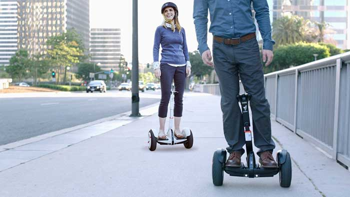 Segway-miniPRO-Smart-Self-Balancing-design