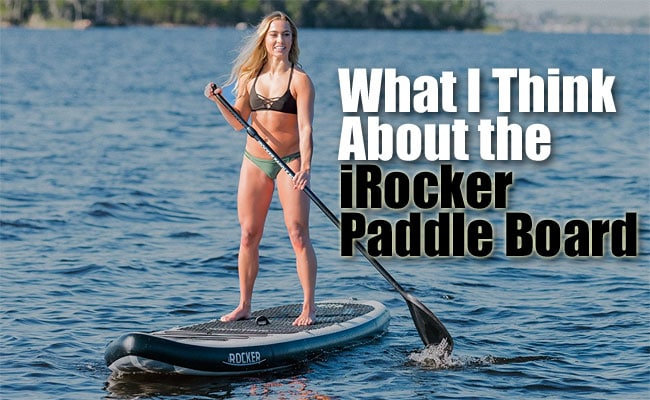 iRocker SUP Review