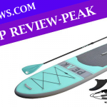 ISLE SUP Review-PEAK Inflatable Stand Up Paddle Board