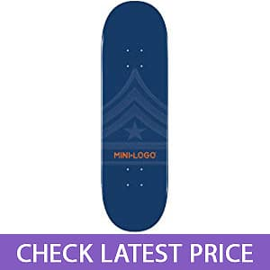 Skate One Mini-Logo Skateboard Deck