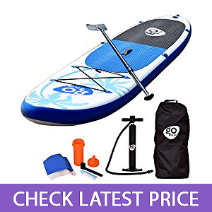 Goplus Inflatable 11' Cruiser