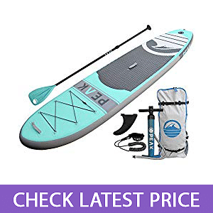 PEAK Inflatable Stand-up Paddle Board