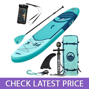 PEAK Paddle Boards PEAK Inflatable