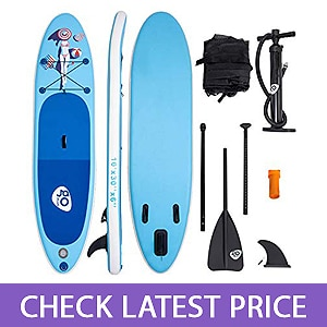 Best Paddle Board for Advanced Riders