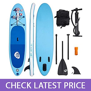 Best Paddle Board for a Beginner