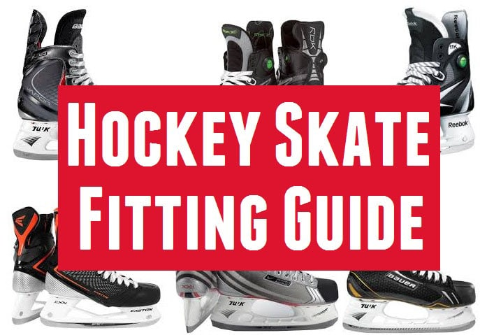 hockey skate fitting guides