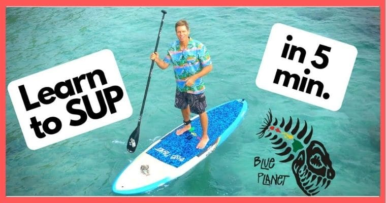 how to learn SUP