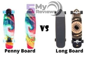 Penny Board vs Longboard