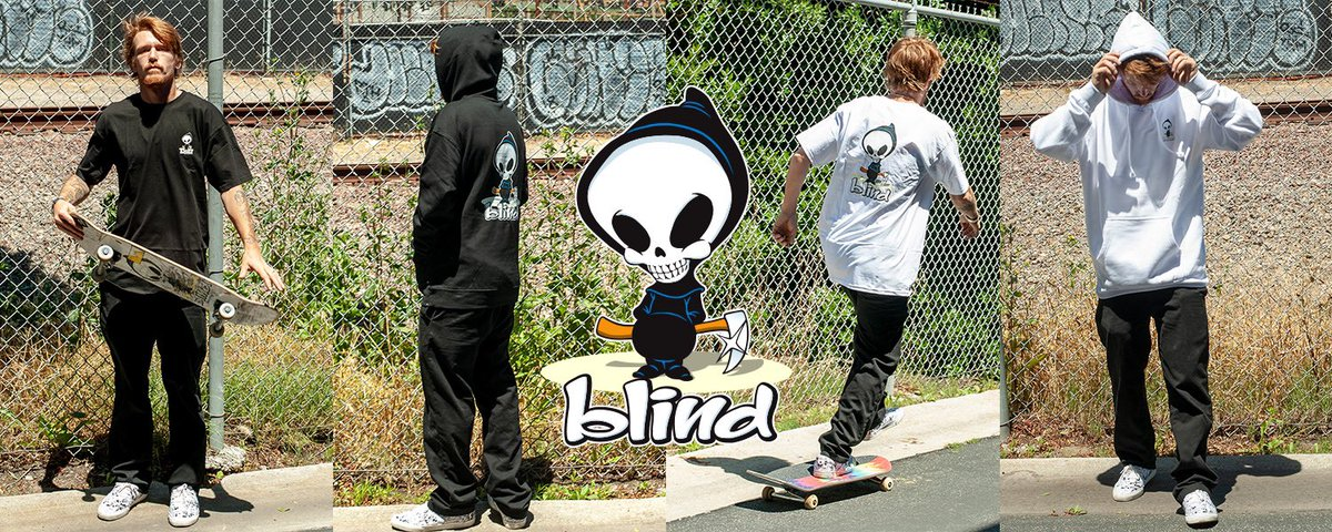 Blind Skateboards brand
