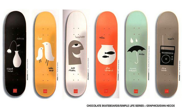 Chocolate Skateboards Brand