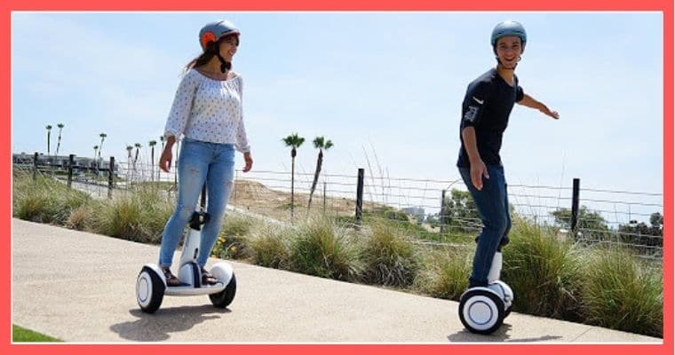 Hoverboard Segway Review