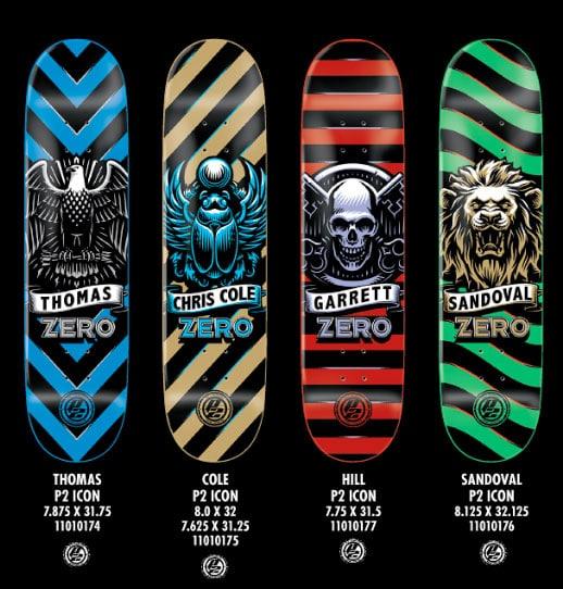 Zero Skateboards Brand