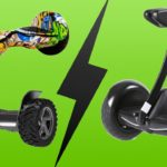 Segway Vs Hoverboard-  What's The Difference?